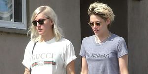 *EXCLUSIVE* Kristen Stewart holds hands with her new love interest Dylan Meyer after shopping for sweets in Los Feliz