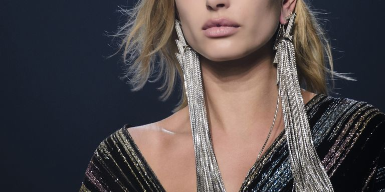 From '80s-inspired pieces to asymmetrical earrings, bold necklaces, and beyond, the Fall 2018 collections are ...