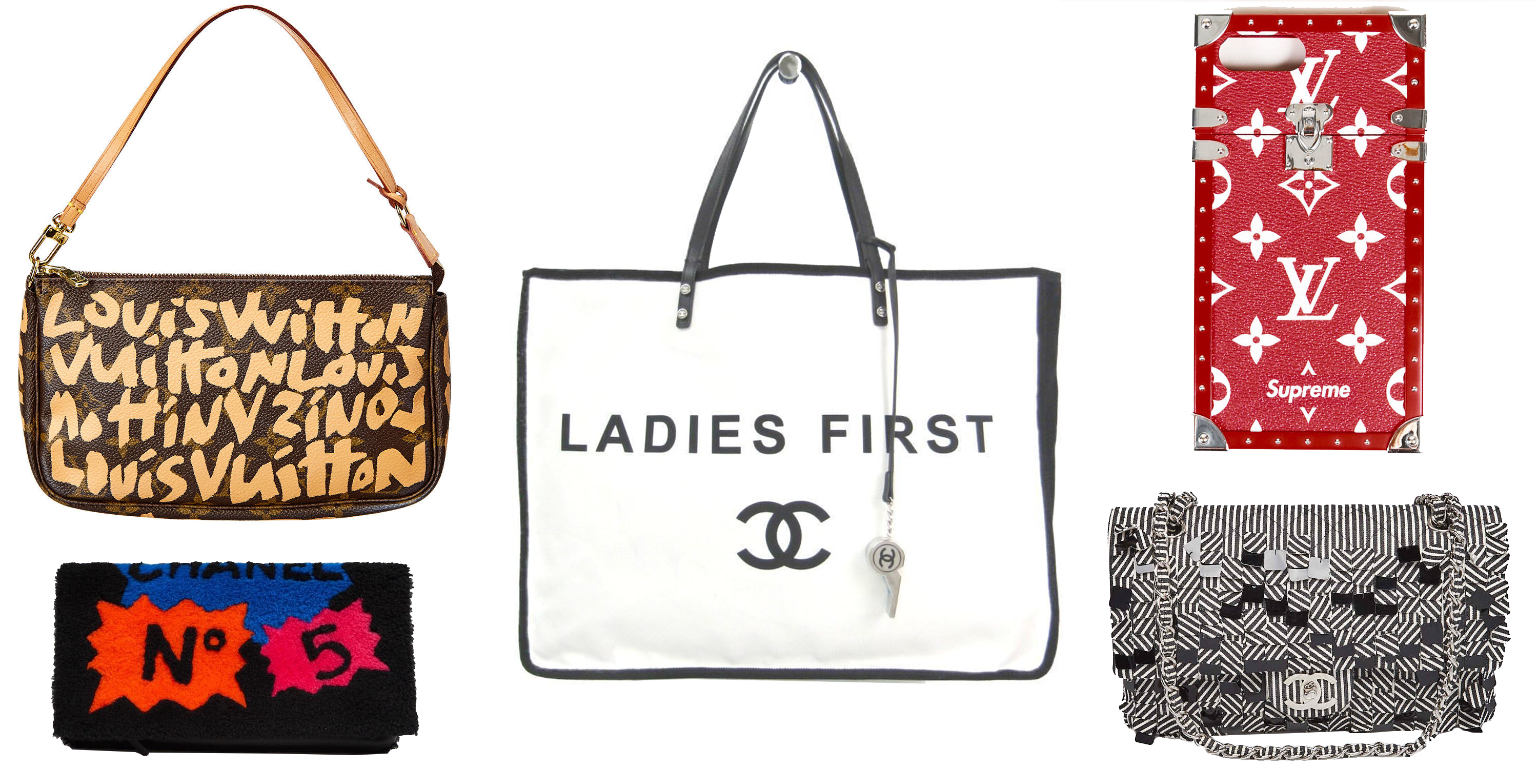 Presidential Alert A Bunch Of Rare Chanel And Louis Vuitton Bags Just Hit Ebay