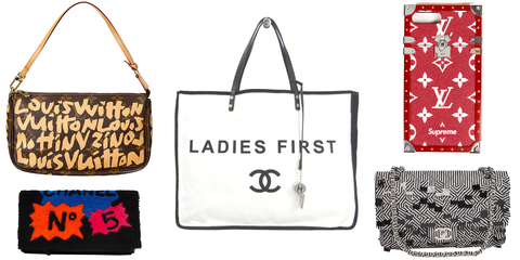88e8100047b9 eBay Launches Rare Chanel and Louis Vuitton Bags for October Handbag Month
