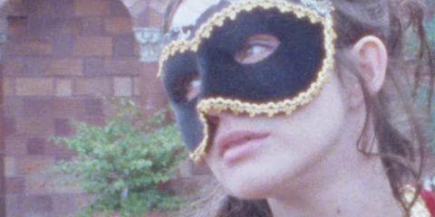 Face, Nose, Head, Eye, Ear, Headgear, Forehead, Lip, Headpiece, Crochet,