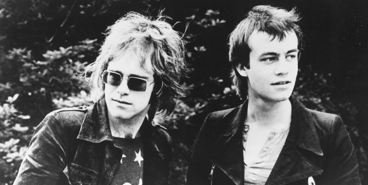 Lyricist Bernie Taupin On Meeting Elton John Brandi