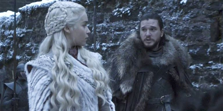 Did you catch this major hair mistake in the Game of Thrones premiere?