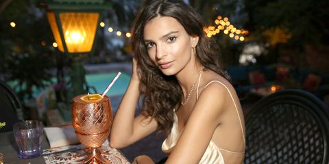 Wedding Nip Slip.Emily Ratajkowski Instagrammed Her Nip Slip At Dinner Because Why Not