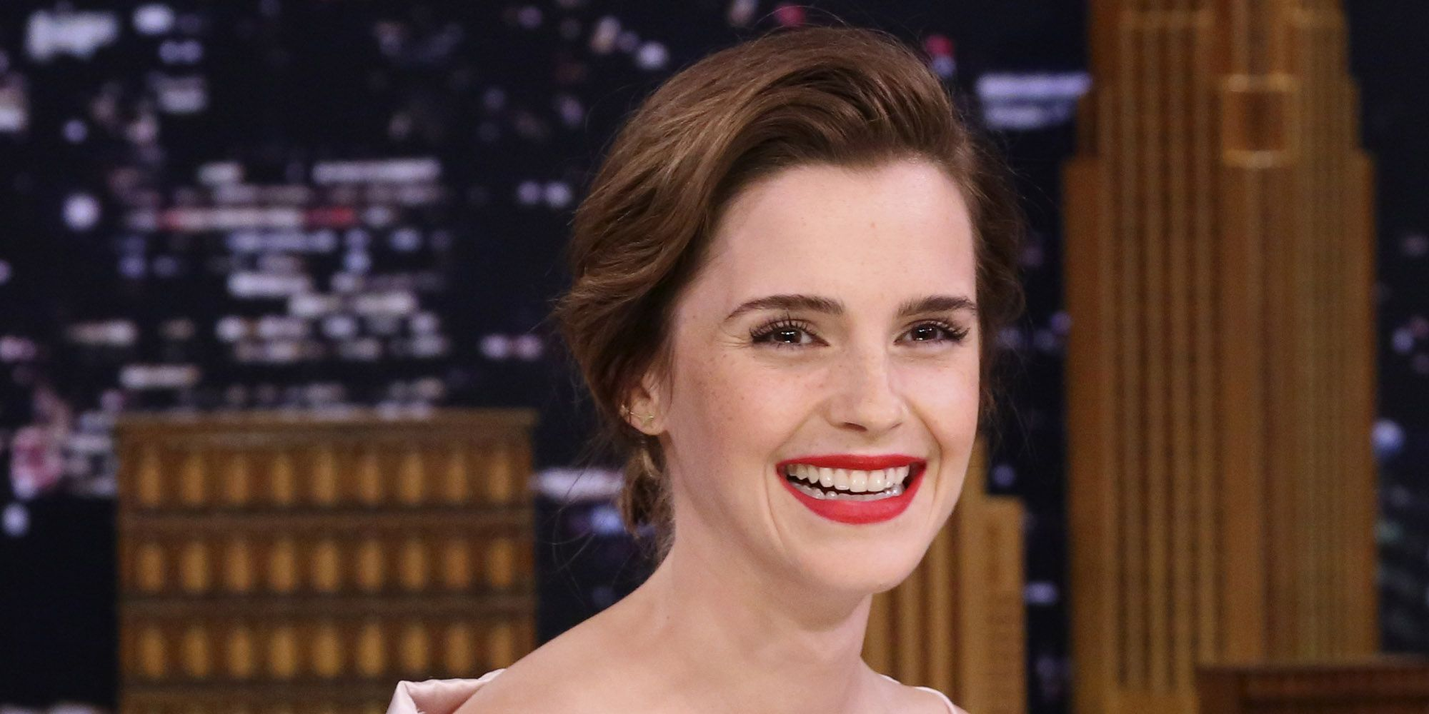 Emma Watson Let a Group of Kids Interview Her and It's Adorable