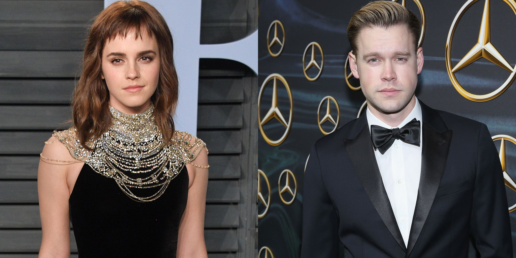 Emma Watson Reportedly Split From Former Glee Star Chord Overstreet