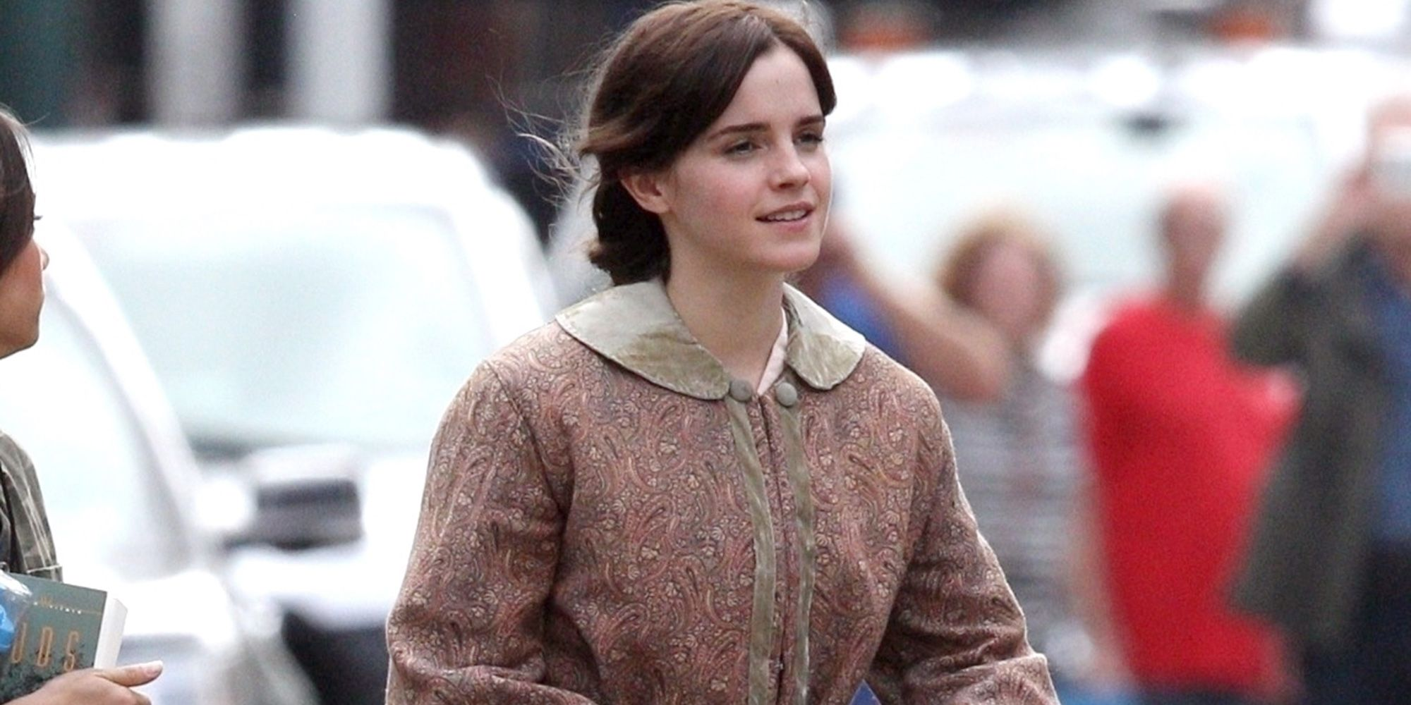 77d88af948f First Look at Emma Watson in the 'Little Women' Remake - 'Little ...