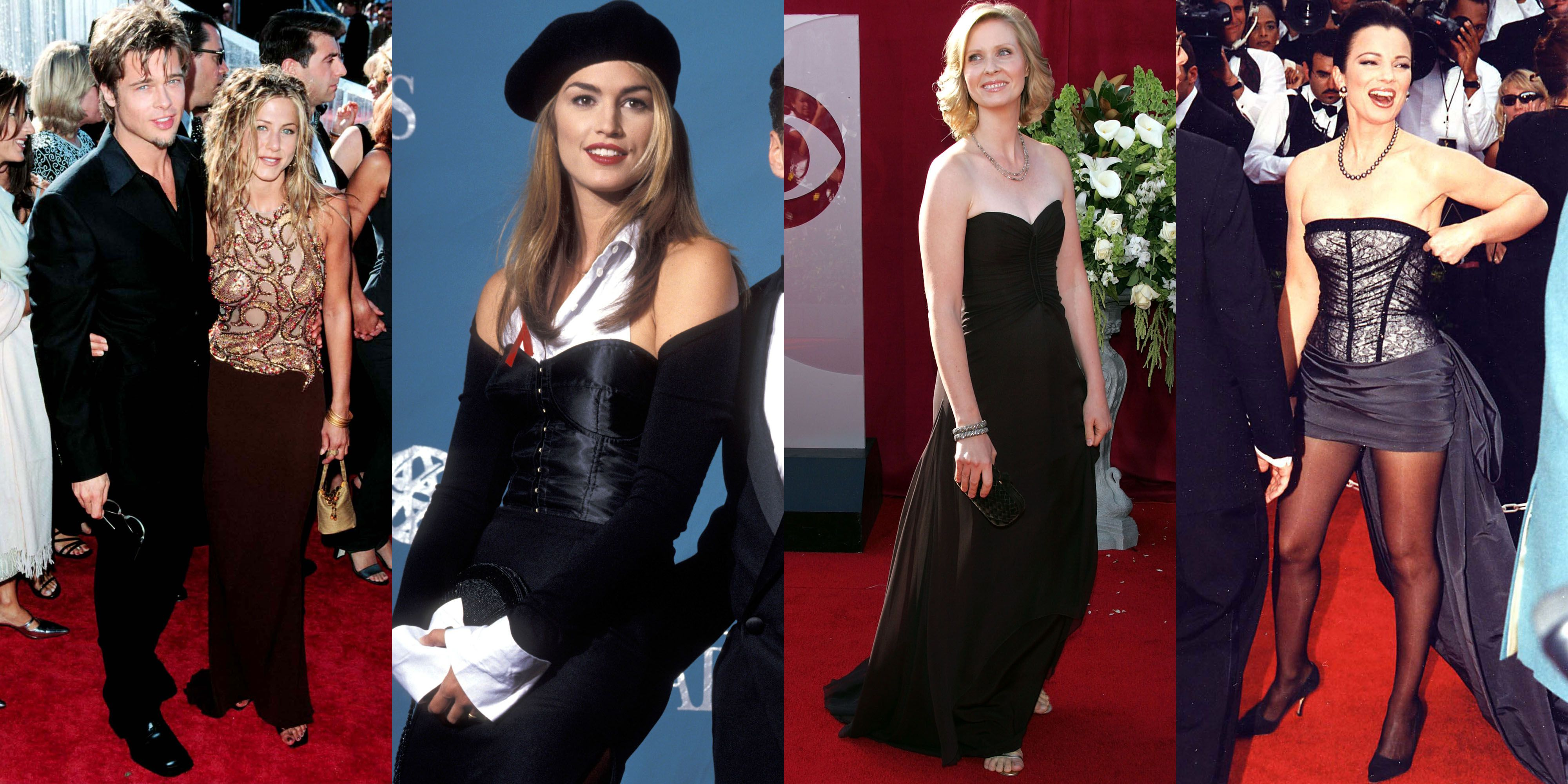 5e4be2665b 39 Best Emmys Dresses of All Time - Most Iconic Emmy Awards Red ...