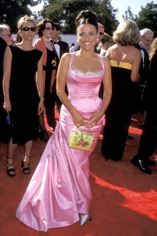 d01b1e6b3a 39 Best Emmys Dresses of All Time - Most Iconic Emmy Awards Red ...