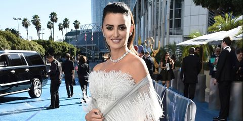 70th Primetime Emmy Awards - Limo Drop Off, Los Angeles, USA - 17 Sep 2018