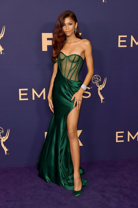 Image result for Zendaya emmy 2019