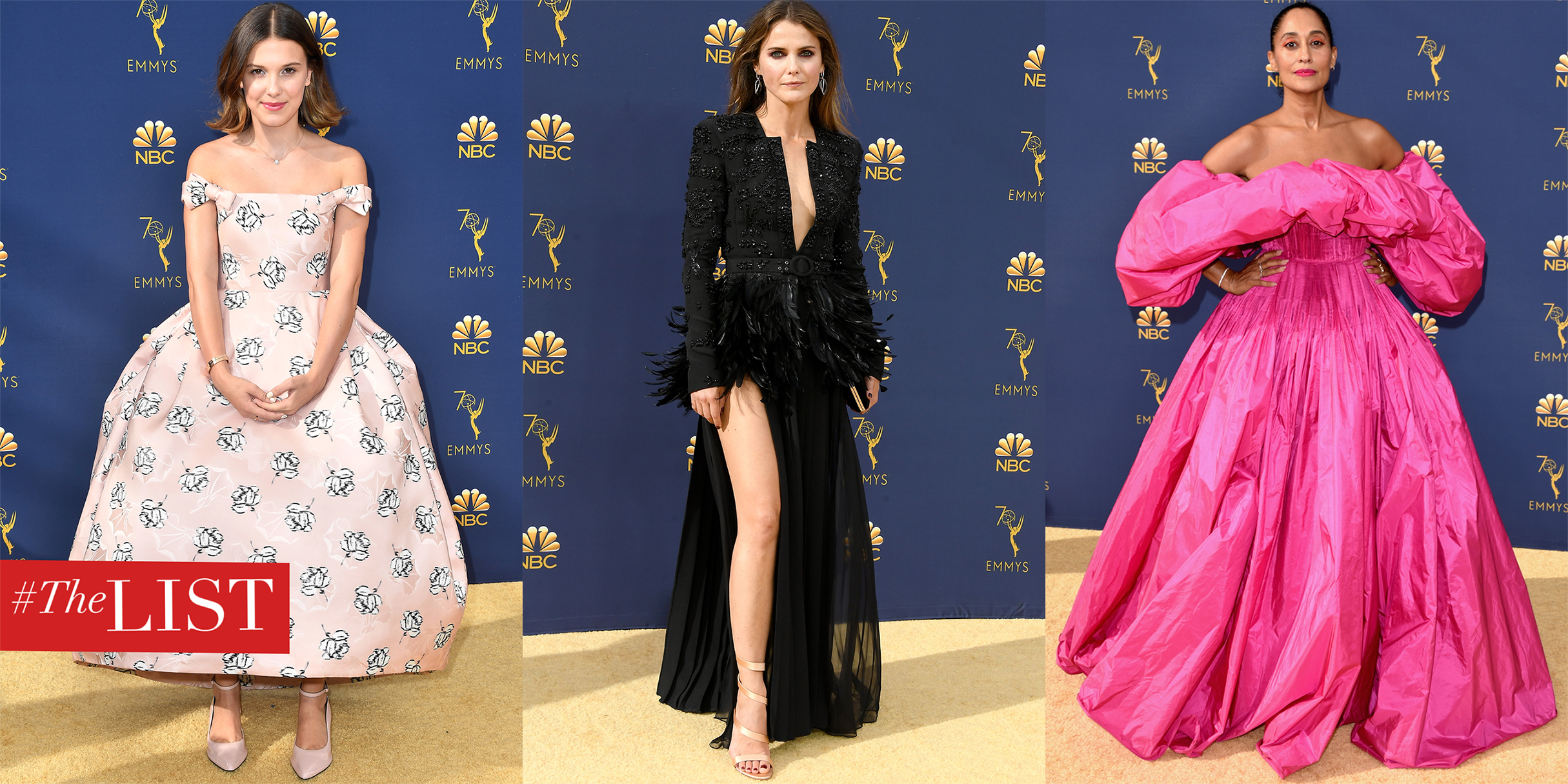 Best Dressed Stars At The 2019 Emmy Awards