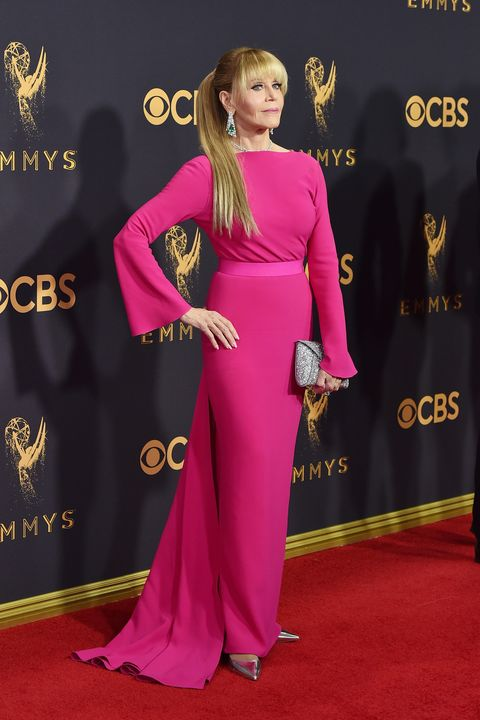 Best Red Carpet Dresses At 2017 Emmy Awards