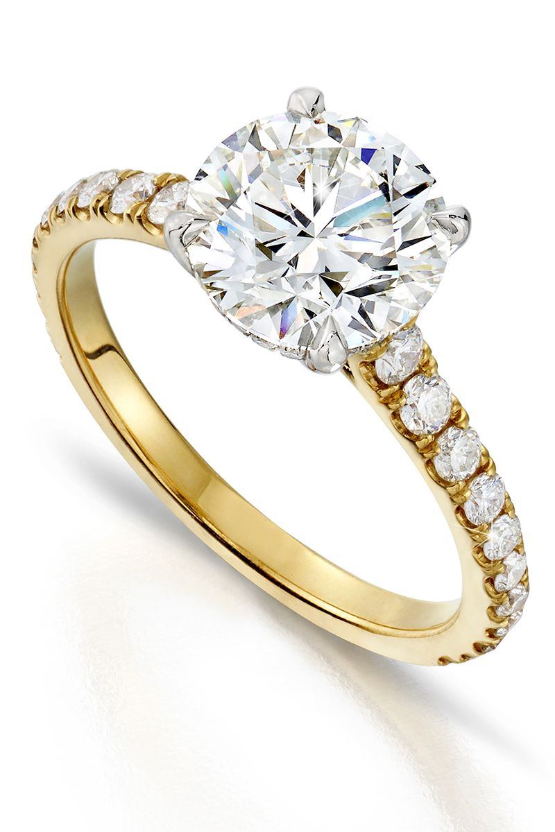 Engagement Ring Settings Guide To