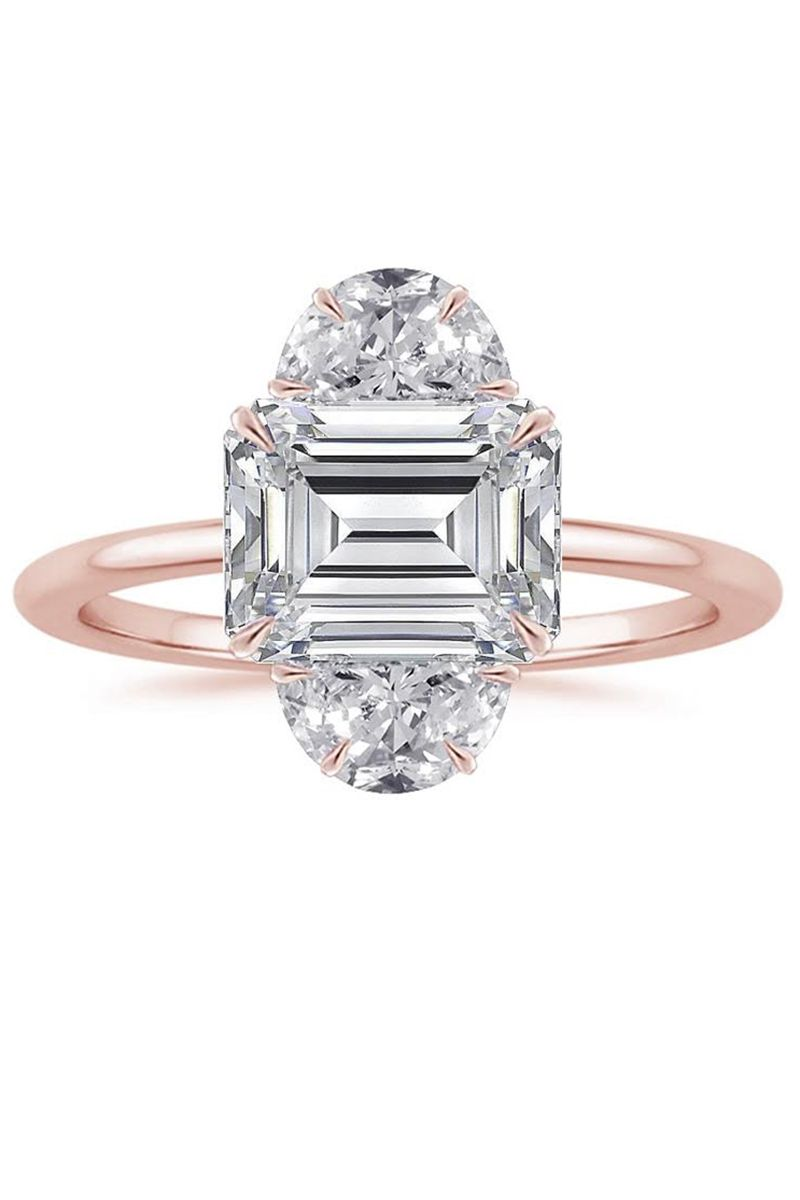 Engagement Ring Settings Guide to Solitaire, Halo, and