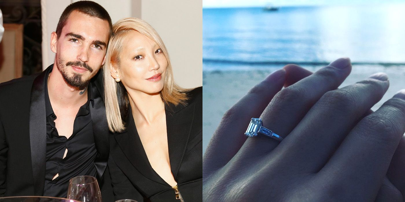 633e48eeccc5a 60+ Best Celebrity Engagement Rings - Unique Celeb Engagement Rings
