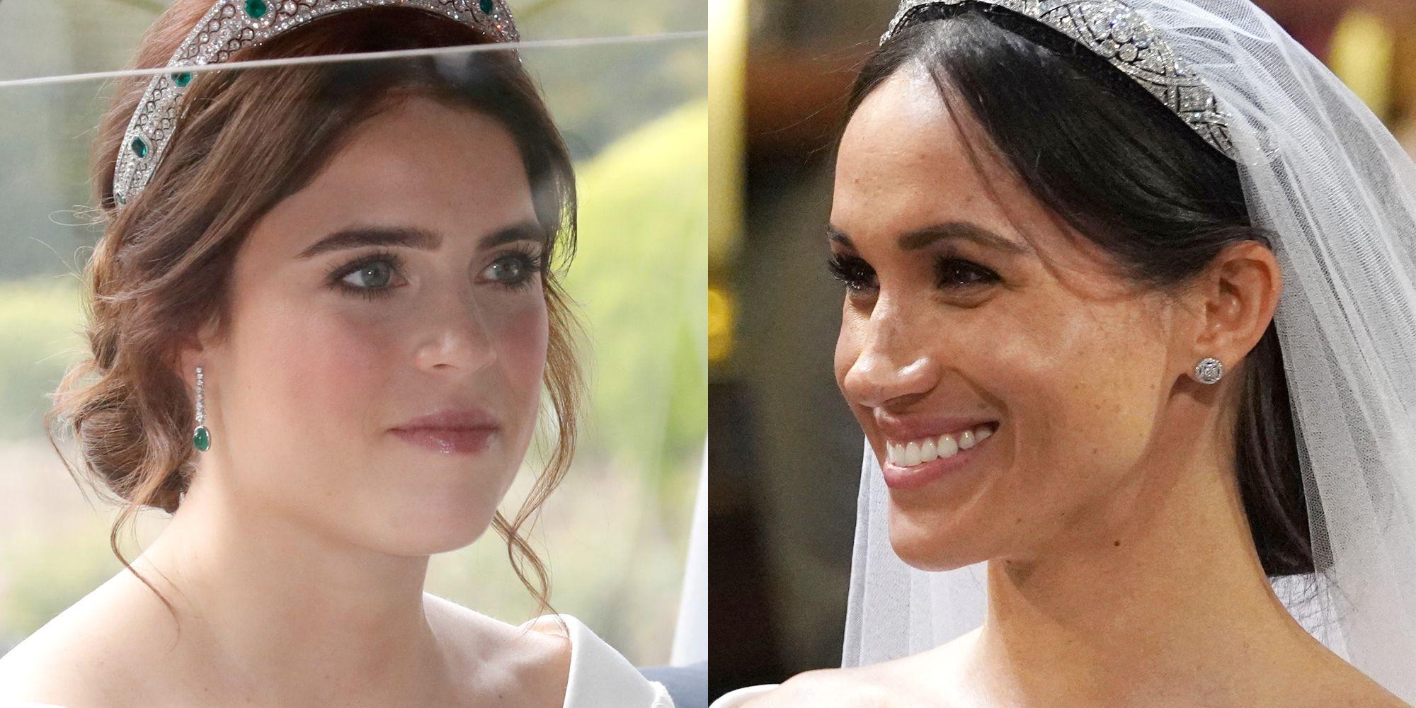 Princess Eugenie S Royal Wedding Makeup