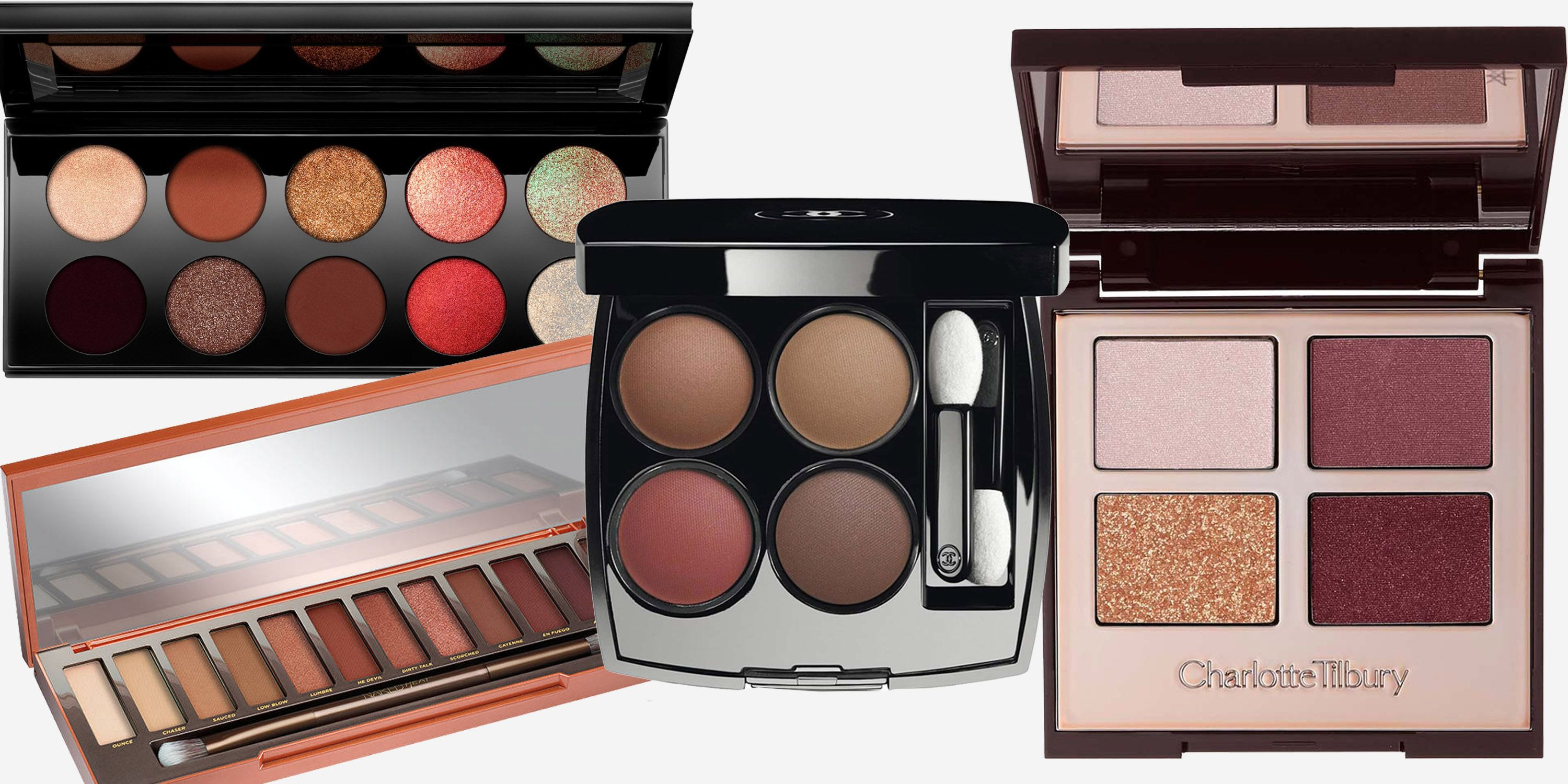 the best eyeshadows for green eyes - green eye color