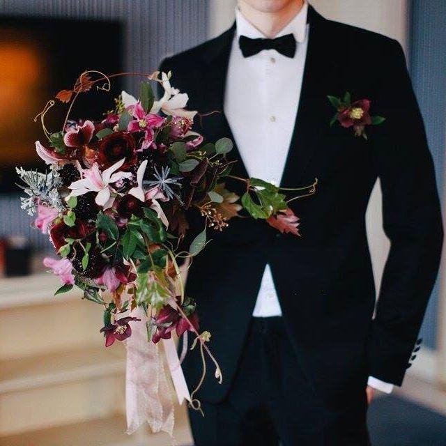 8d38aaa700ea 25 Bridal Bouquet Ideas for Fall - Fall Wedding Bouquet Ideas