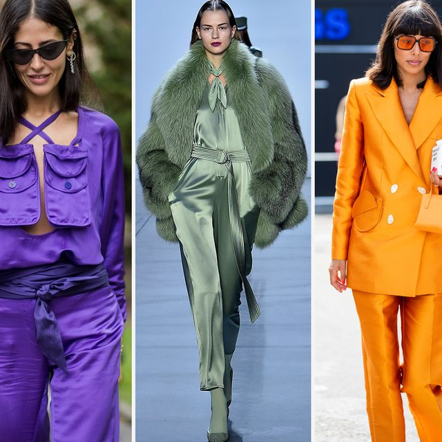 Fall 2020 Fashion Must Haves.5 Top Fall Color Fashion Trends 2019 Pistachio And Purple