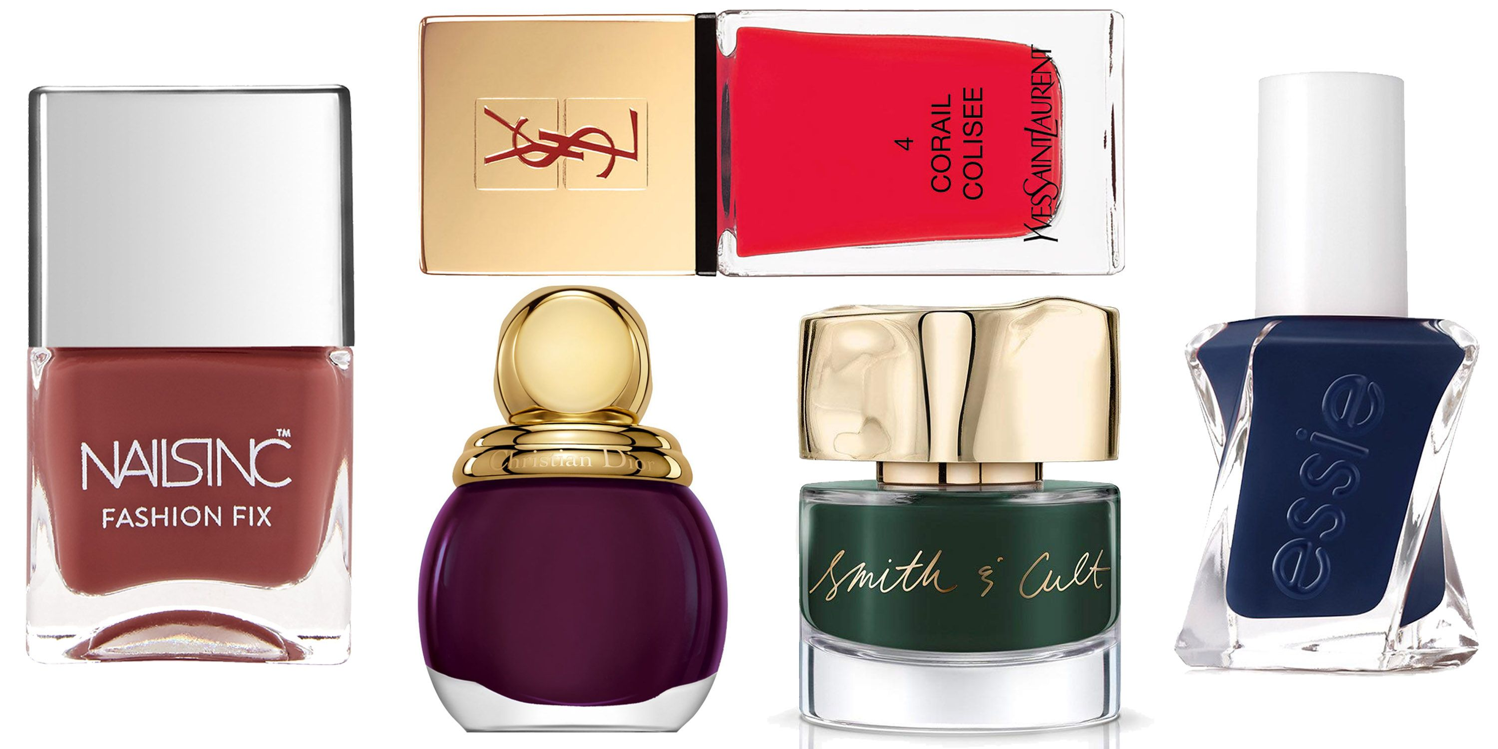 The 10 Best Nail Colors To Try This Fall