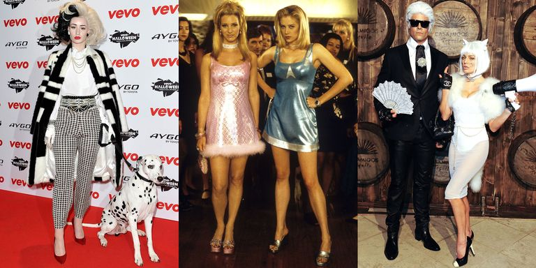 Fashionable Halloween Costume Ideas - Chic Costumes for Halloween