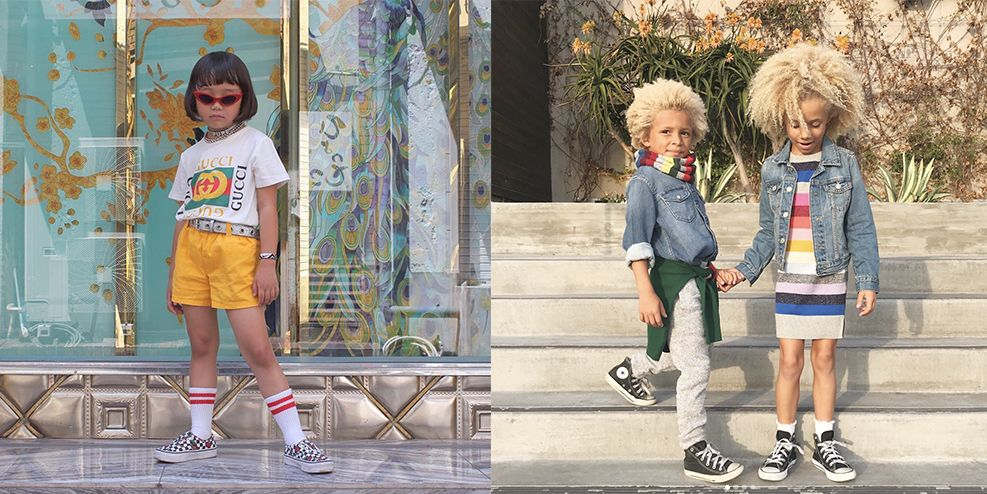 15 Best Dressed Kids On Instagram Stylish Baby And Kids Fashion
