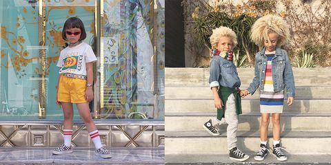 cf448768c29d3 15 Best Dressed Kids On Instagram - Stylish Baby and Kids Fashion ...