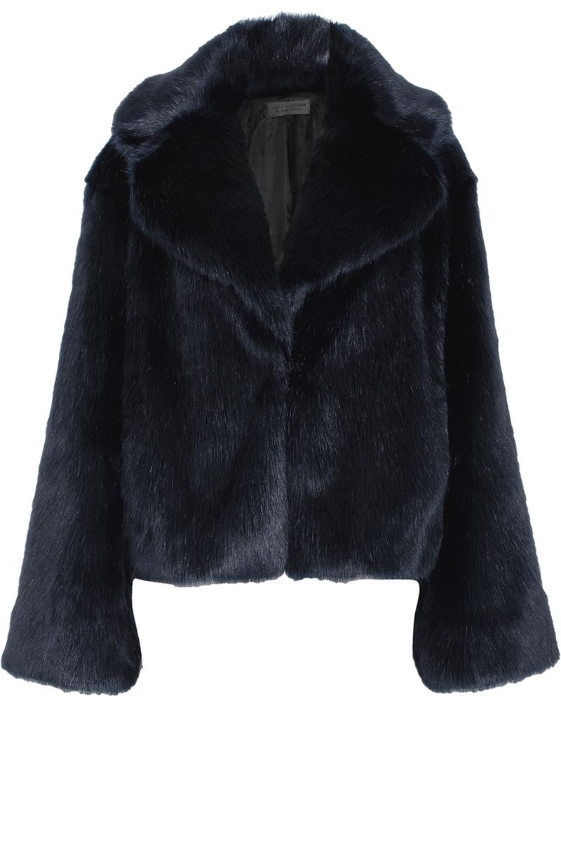 21 Best Faux Fur Jackets - Fall 2017 Fake Fur Coats