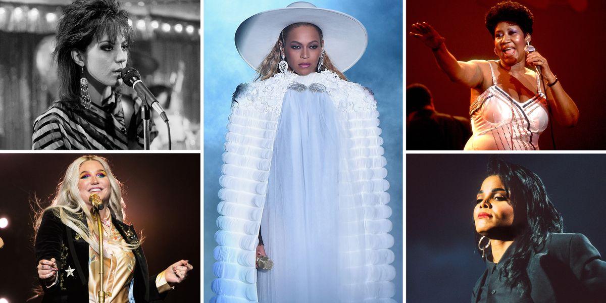 26 Best Feminist Songs - Women Empowerment Songs