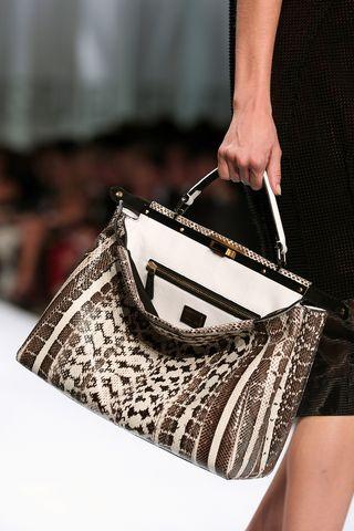 65d0985732 Fendi s Iconic Peekaboo Bag Celebrates 10-Year Anniversary