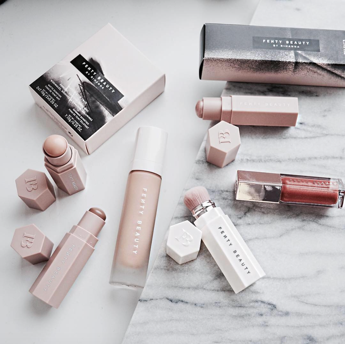 This Leak May Reveal The Next Fenty Beauty Launch