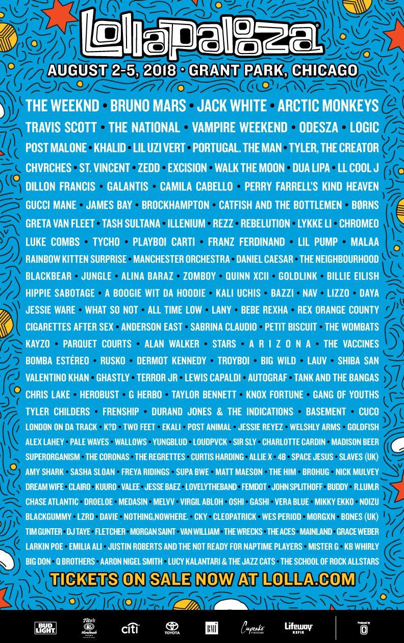 Music festivals for over 40s