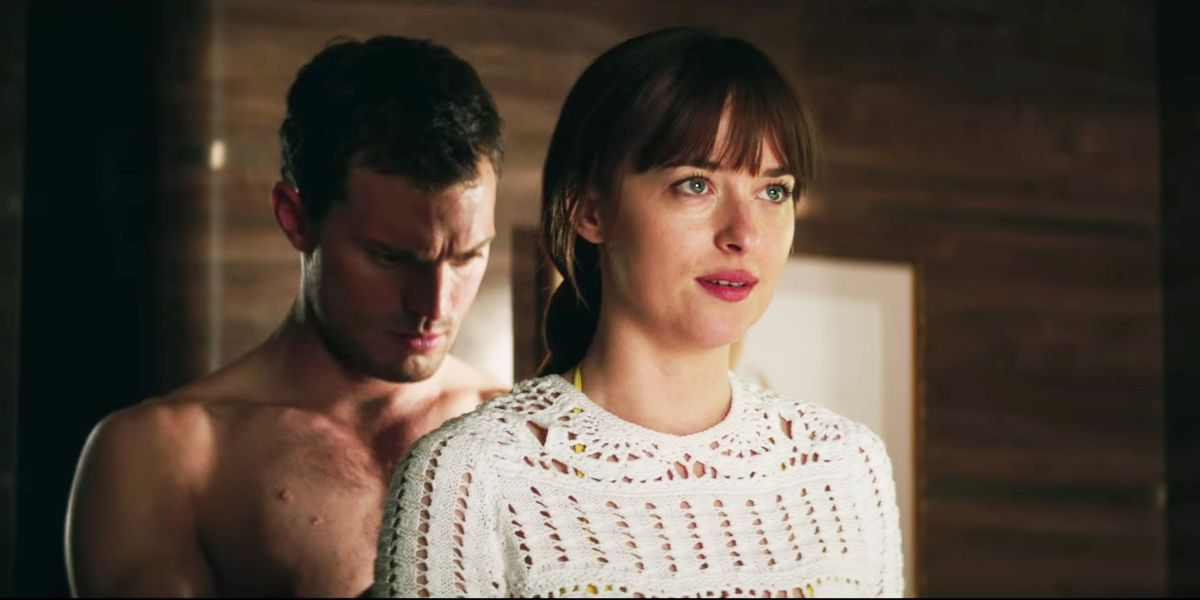 New 'Fifty Shades Freed' Trailer Reveals Ana Is Pregnant ...