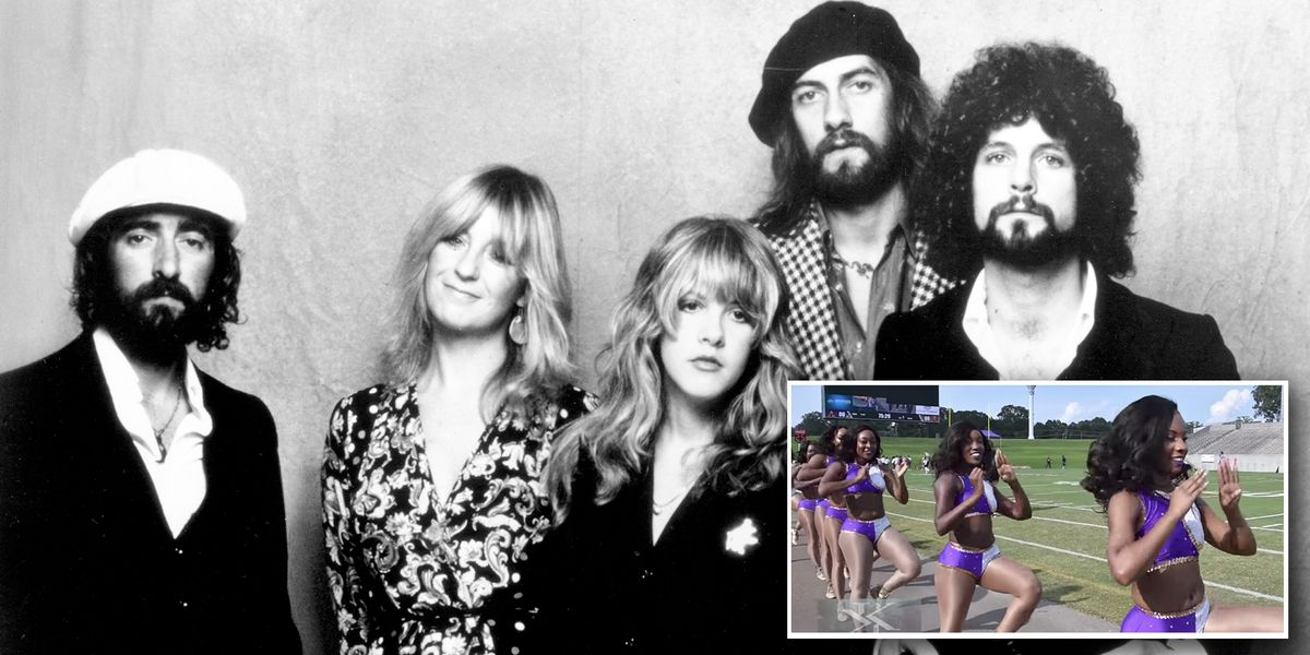 Fleetwood Mac Song Tops the Charts with Viral Meme