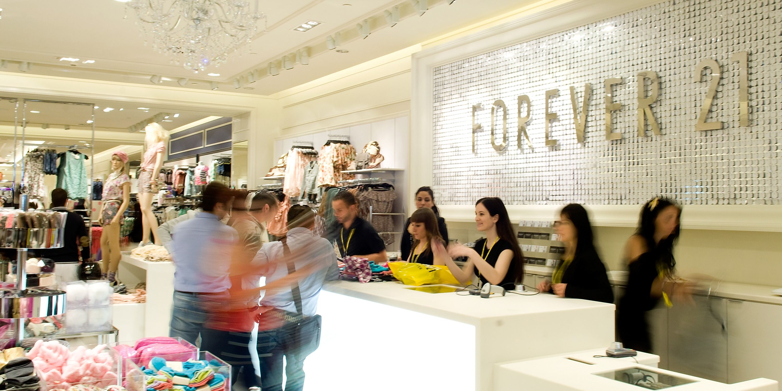 Forever 21 Sends Diet Bars to Customers Ordering Plus-Size Clothing