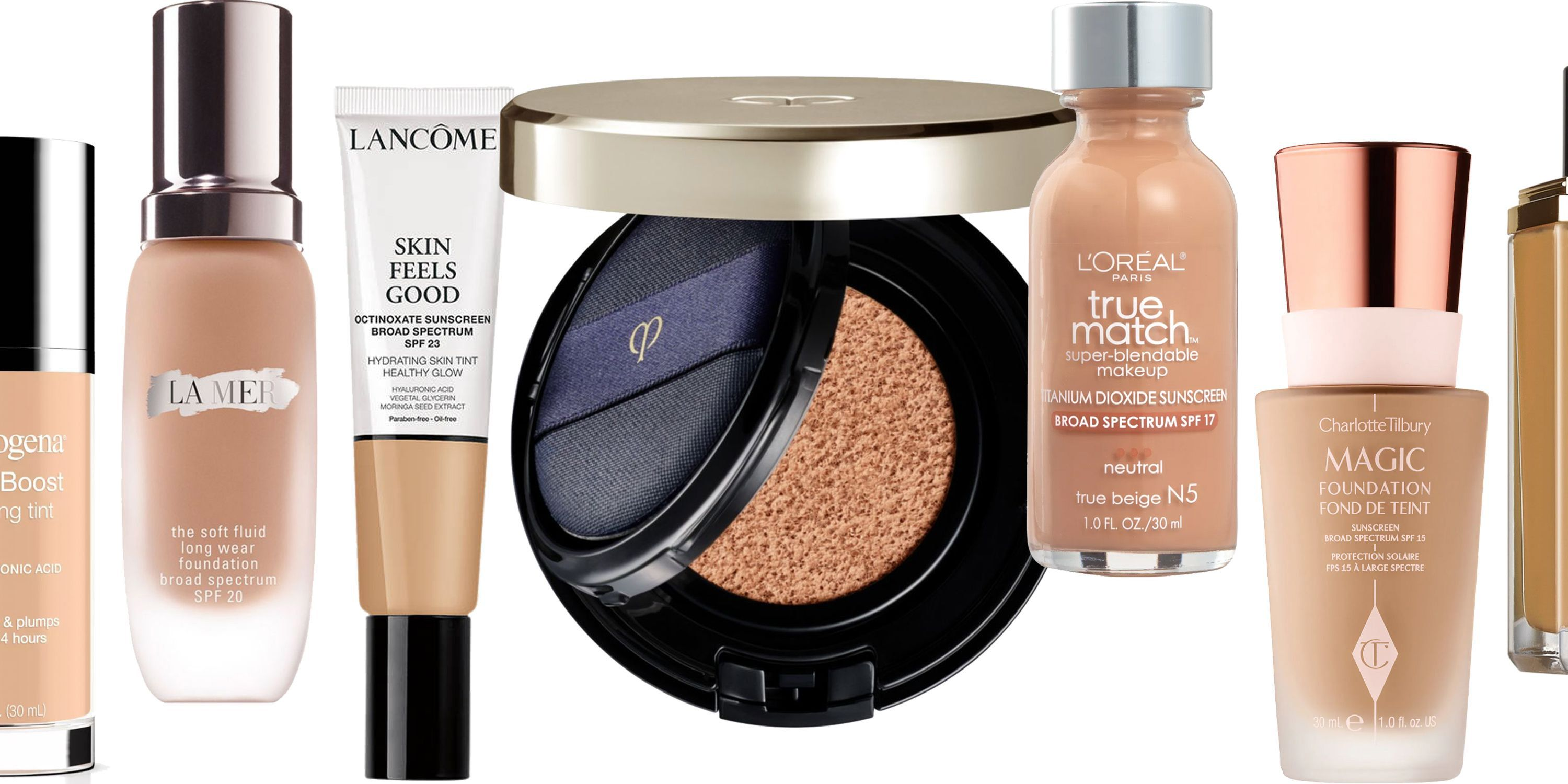 The 11 Best Foundations For Mature Skin