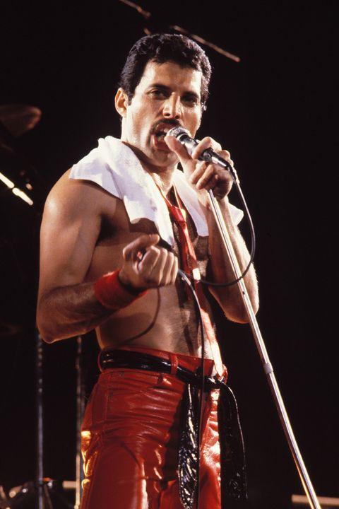 ef61e6ceddd2e Rami Malek as Freddie Mercury - Rami Malek in  Bohemian Rhapsody