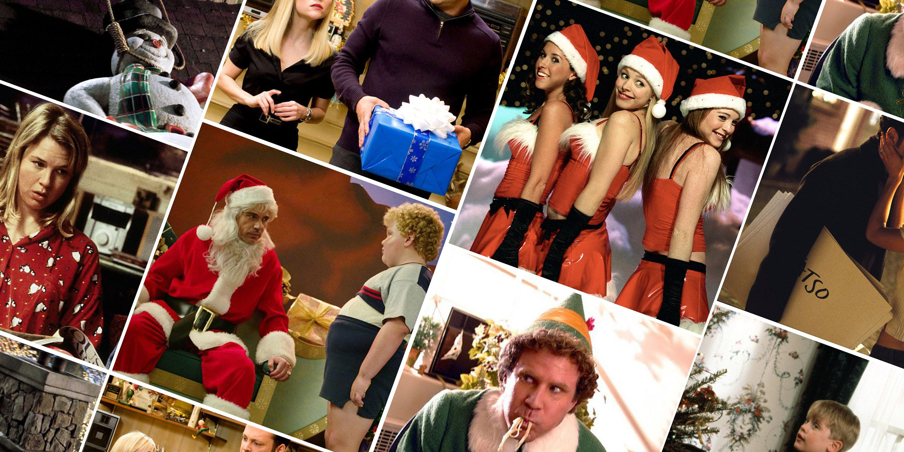 The 25 Funniest Christmas Movies Ever