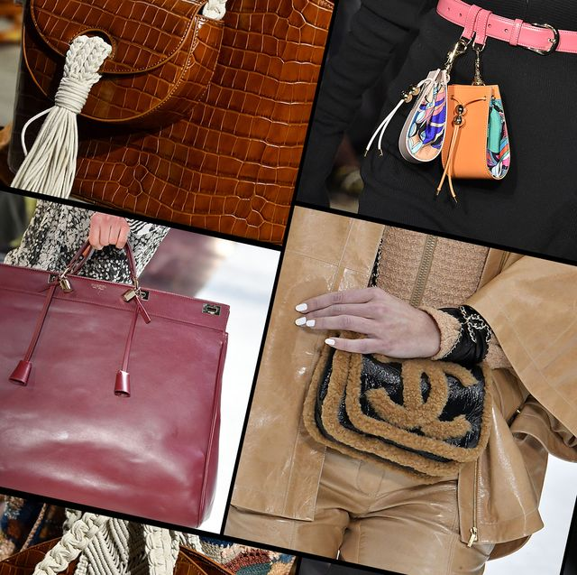 793edfb9d88a Fall 2019 Bag and Purse Trends - Best Bags on the Fall 2019 Runways