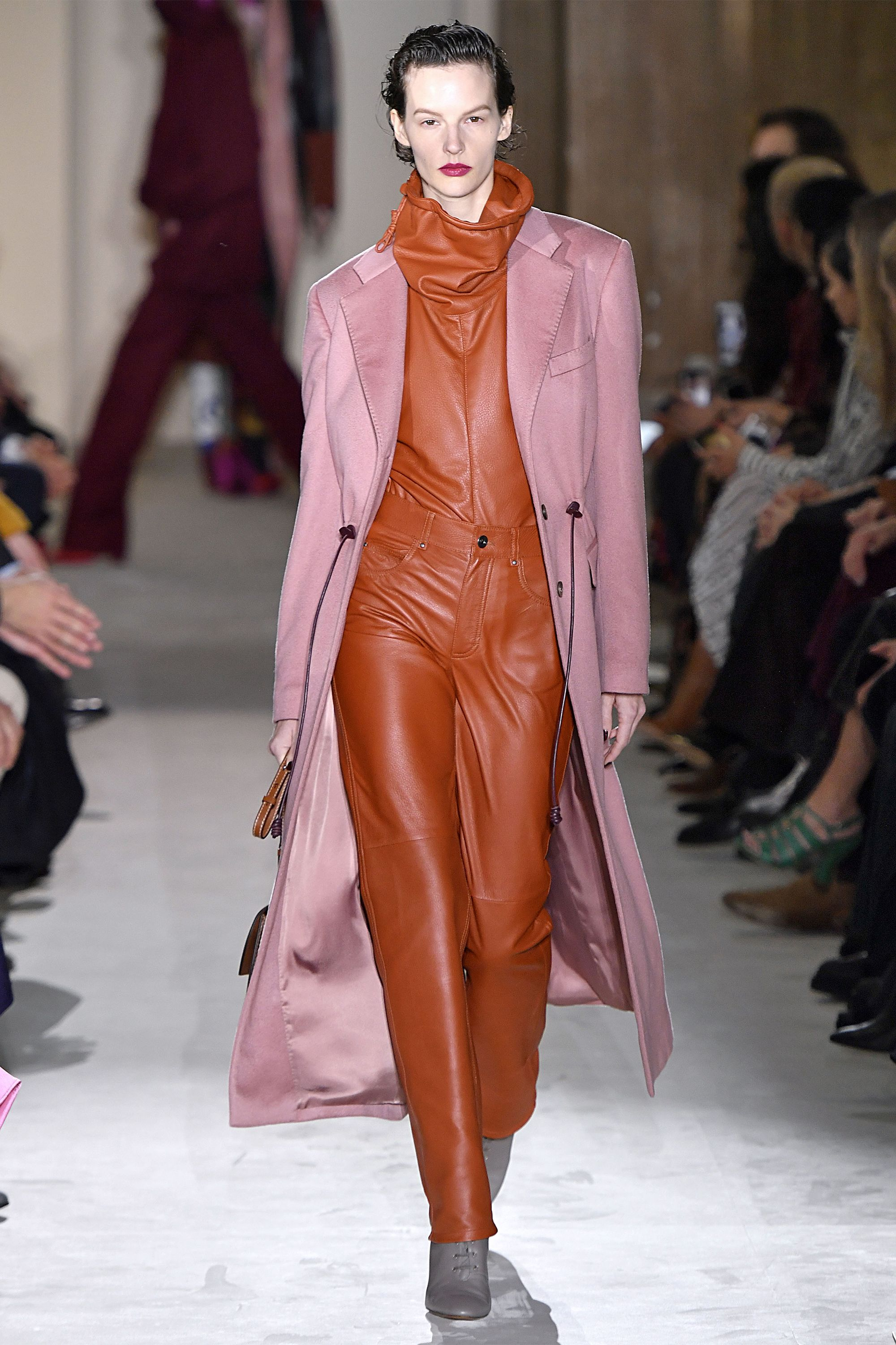 Salvatore Ferragamo - Runway - Milan Fashion Week Autumn/Winter 2019/20