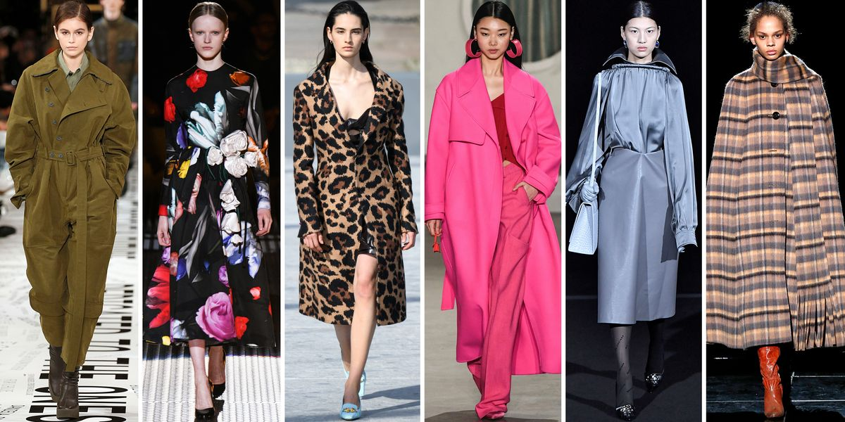 c170e136cdd 10 Fall 2019 Trends From the Runways - Fall Trends for Women