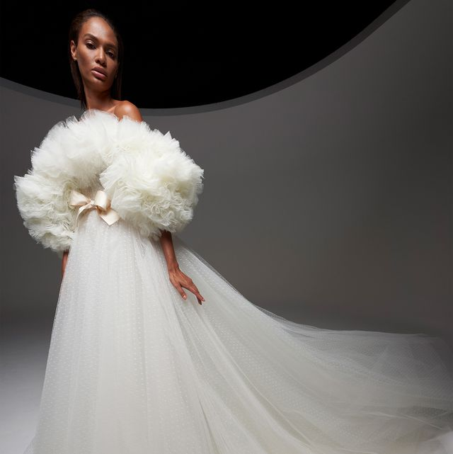 New Bridal Styles Couture Fall 2020 Wedding Dresses