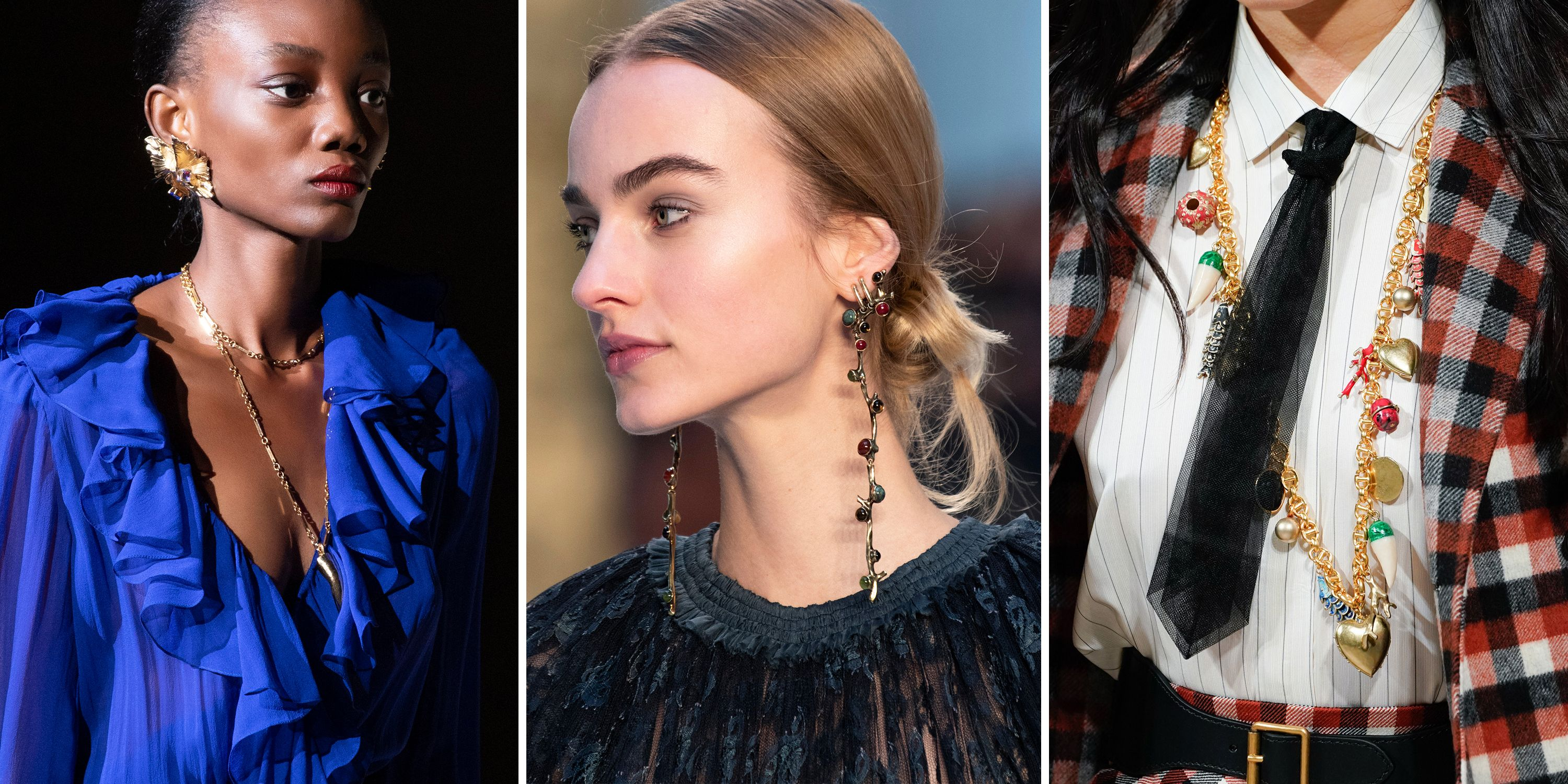 Fall 2020 Jewelry: The Best From Fashion Month