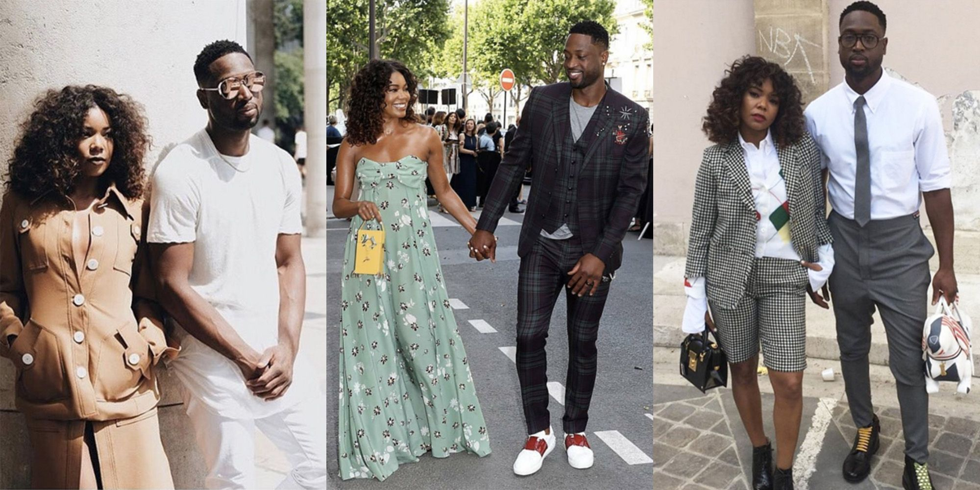 Gabrielle Union and Dwayne Wade's Travel Instagrams Are Better Than Yours