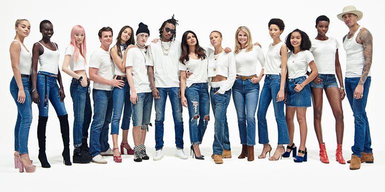 Christie Brinkley Commercial >> Priyanka Chopra, Wiz Khalifa, Yara Shahidi & More Star In Gap Campaign - Christie Brinkley, Yara ...