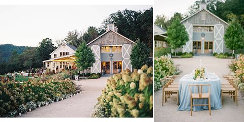 33 Best Outdoor Garden Wedding Venues - Where to Host a ...