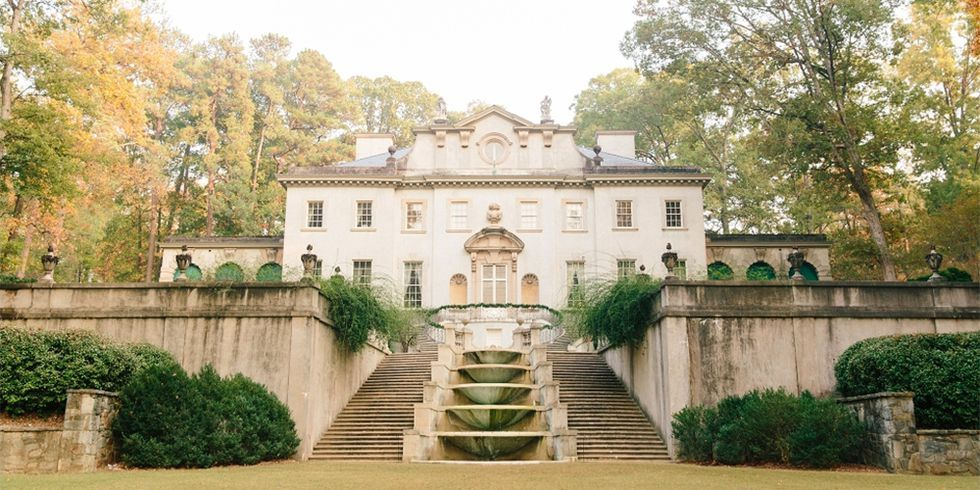 33 Best Outdoor Garden Wedding Venues Where To Host A Garden