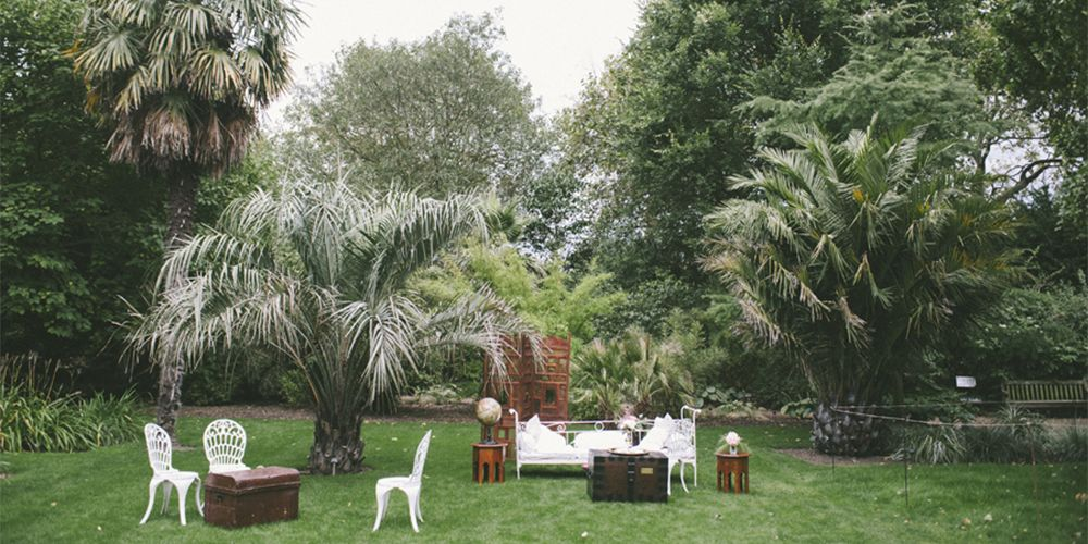 22 Best Outdoor Garden Wedding Venues Where to Host a Garden