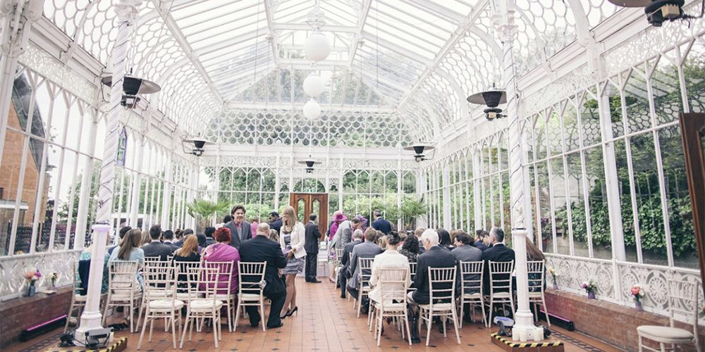33 Best Outdoor Garden Wedding Venues Where To Host A Garden